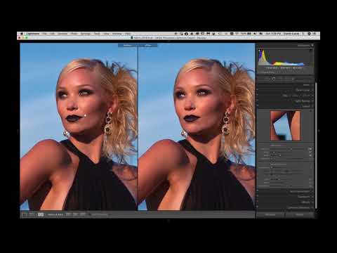 Image Sharpening: A Complete Raw Workflow with Lightroom and ON1 Photo RAW 2018 with Dustin Lucas