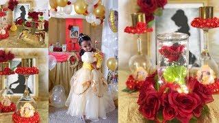 Fiesta De 15 Años Miraflores Decoracion Bella Y Bestia