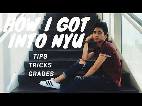 How I Got Into NYU (Dream School)