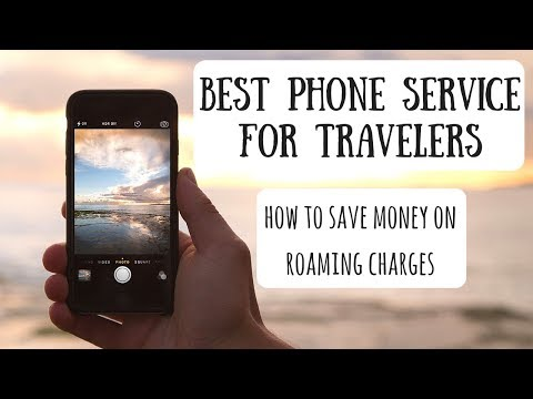 Best Mobile Phone Service for Travelers | Tips on Staying Connected While Abroad