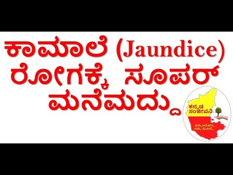 Super Home remedy for Jaundice in Kannada | Jaundice treatment at home| Kannada Sanjeevani