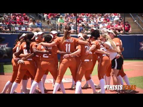 Texas Softball's Pool Play Friday at the Big XII Championship