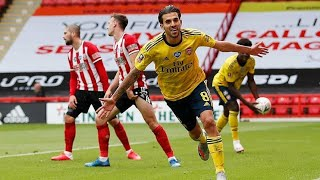Sheffield United v Arsenal match review (Curtis Shaw TV)