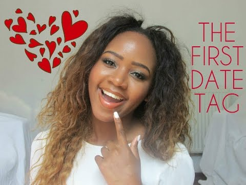 WOULD YOU KISS ON A FIRST DATE? | THE FIRST DATE TAG!