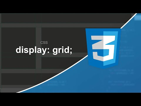 Tutoriel HTML-CSS : display: grid;