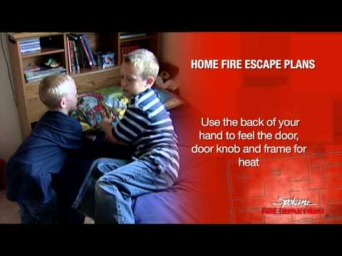 Home Fire Escape Plans