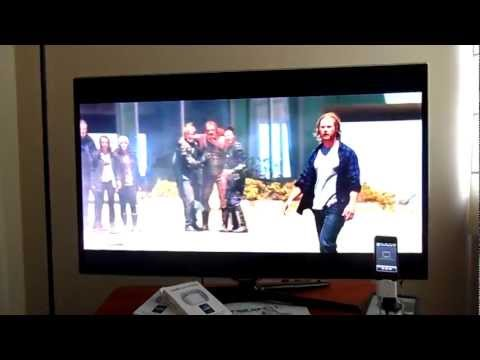 CONECTOR HDMI TV-HD FULL SCREEN - IPAD - IPHONE - IPOD - TOKSTORE