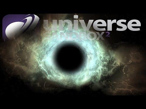 Universe Sandbox 2 Gameplay - Black Hole vs Supernova! - Universe Sandbox 2 Highlights