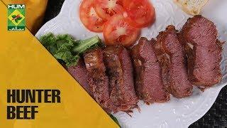 How to make Hunter Beef  at home | Lazzat | MasalaTV Shows | Samina Jalil
