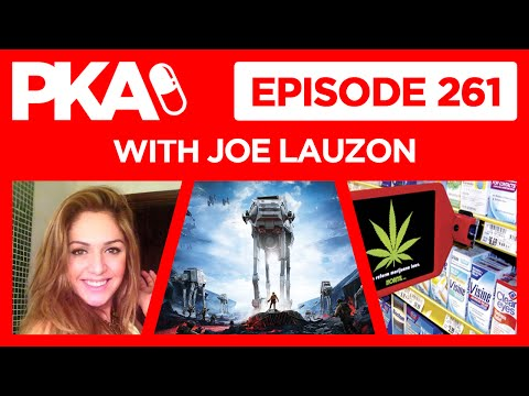 Pka 261 W Joe Lauzon Star Wars Hype No Spoilers Trans Games Wet Plati