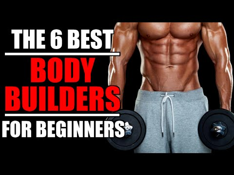 6 BEST MUSCLE BUILDING EXERCISES FOR BEGINNERS | MUST-DO BODYBUILDING WORKOUTS FOR SKINNY GUYS!!!