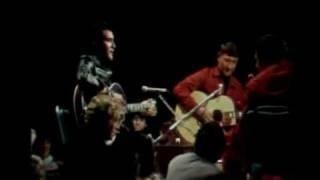 Download Elvis Presley Live in NBC-TV 1968.avi Video