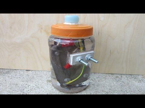 Making HHO Generator under 5$