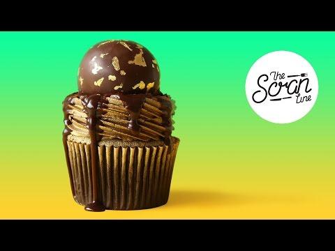 BAILEYS TRUFFLE CUPCAKES - The Scran Line