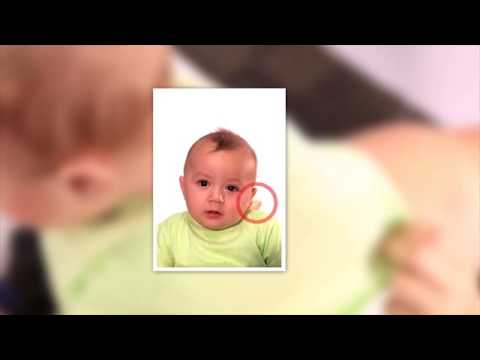 Tips for taking passport photos of babies