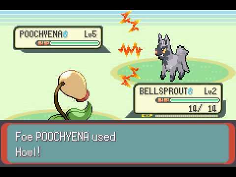 Pokemon Emerald - Catch 'em All! (GBA) - Vizzed.com GamePlay (rom hack)