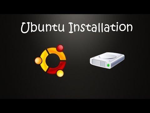 Install Ubuntu : partition hard disk and install Ubuntu 12.04 LTS