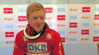 First World Cup Victory for Johannes  Boe