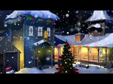 christmas screensaver HD 720