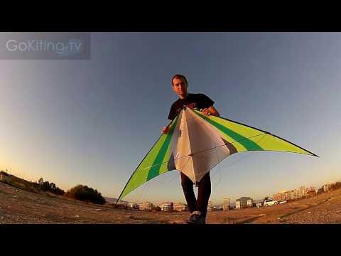 New? Stunt kite Tricks with Funtastik FR