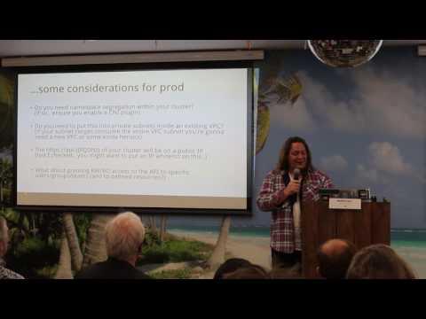 26.2 - David Stark: Kubernetes for Lazy People