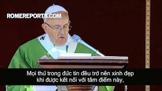 Đức Giáo Hoàng với Giáo lý viên: Đừng áp đặt sự thật, nhưng hãy sống niềm vui của sự phục sinh