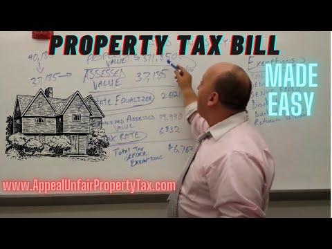 Understanding Property Tax Bills in Cook County IL