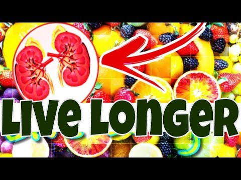 Chronic KIDNEY Disease Patients Will LIVE Longer By Follow This Healthy DIET! KIDNEY Disease DIET