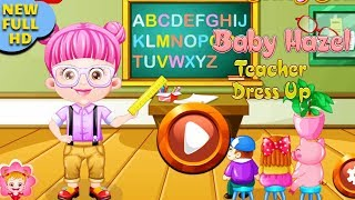 Teacher Dress Up Game | Fun Game Videos By Baby Hazel Games