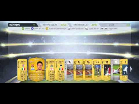 FIFA 14- How to get good players in EVERY pack! GUARENTEED! Ultimate Team