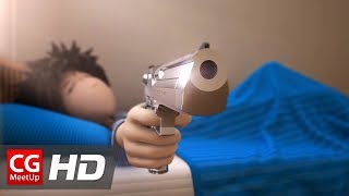 "CGI Animated Short Film: ""Alarm"" by Moohyun Jang 