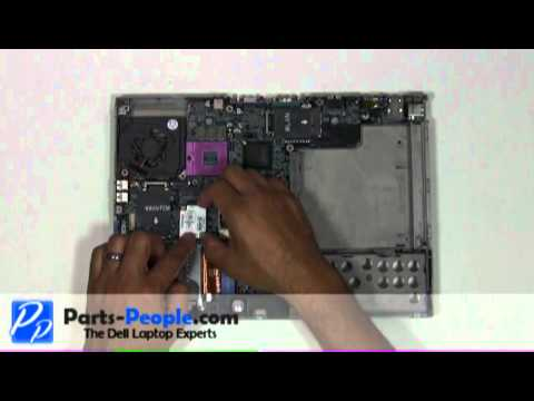 Dell Latitude D630 | Motherboard Replacement | How-To-Tutorial