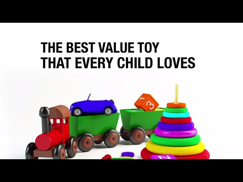 The Best Value Toy that Every Child Loves
