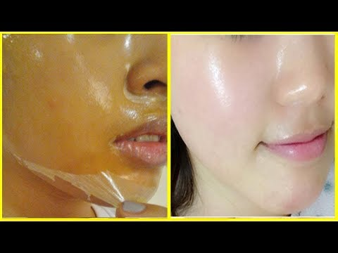 skin whitening தக்காளி Peel Off மாஸ்க்  | Tomato peel off mask in tamil