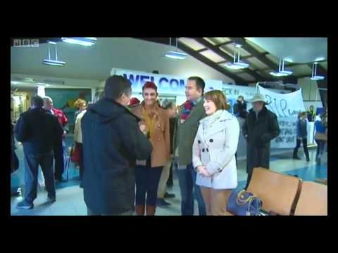 Plymouth City Airport Closure - BBC spotlight report 23/12/11