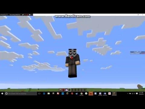Minecraft Fitness Equipment part 1