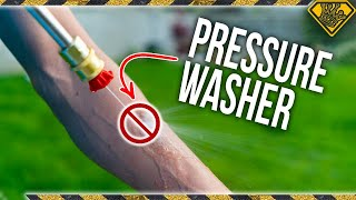 Download PRESSURE WASHER vs SKIN Video