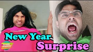 New Year Surprise | Rahim Pardesi