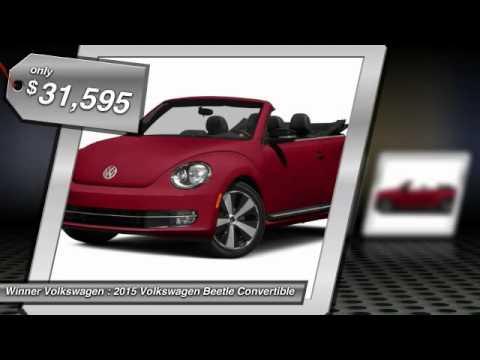 2015 Volkswagen Beetle Convertible Dover DE V838