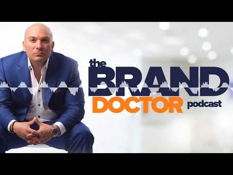 Color Psychology of Your Brand |  The Brand Doctor Podcast