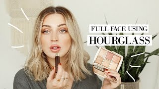 Download Full Face Using HOURGLASS COSMETICS #FFF Video
