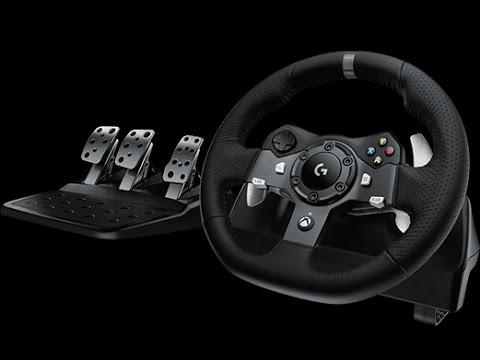 Forza Horizon 3 - Logitech G920 controller settings