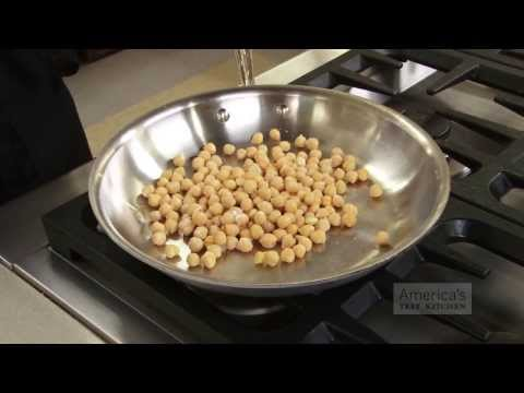Super Quick Video Tips: Easiest Way to Skin Chickpeas for Super Smooth Hummus