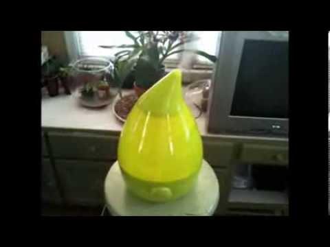 My Crane Ultrasonic Humidifier.