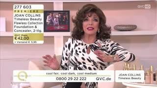 Joan Collins QVC 2014 | part 1