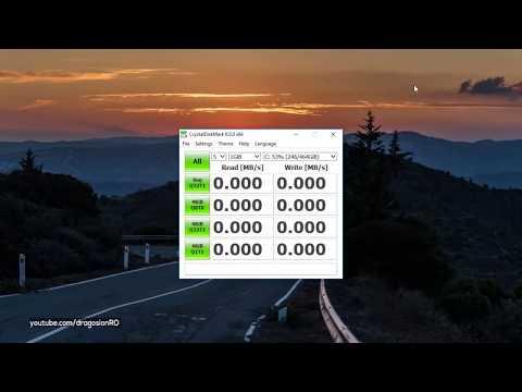 Samsung 850 EVO SSD on SATA II - installation, speed test