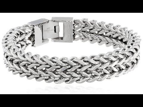Top 5 Best Selling Mens Stainless Steel Jewelry