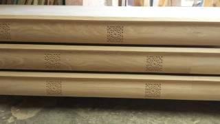 #x202b;جديد سدادر خشبية لصالون مغربي قمة في الابداع#x202c;lrm;
