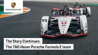 Season 7-Ready: The TAG Heuer Porsche Formula E Story Continues.
