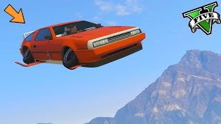 GTA 5 COMPRIAMO L'AUTO VOLANTE !!! GTA 5 ITA DLC THE DOOMSDAY HEIST !!!